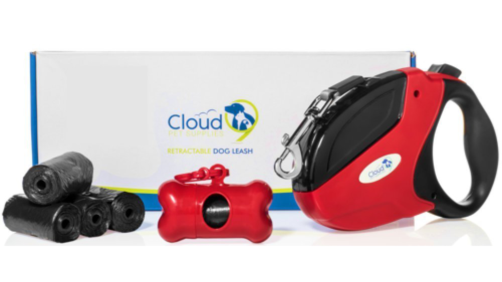 Cloud 9 Retractable Tape Leash