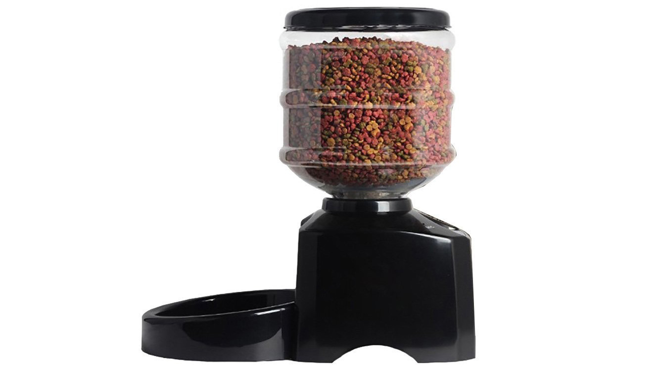 PYRUS Large Automatic Cat Feeder