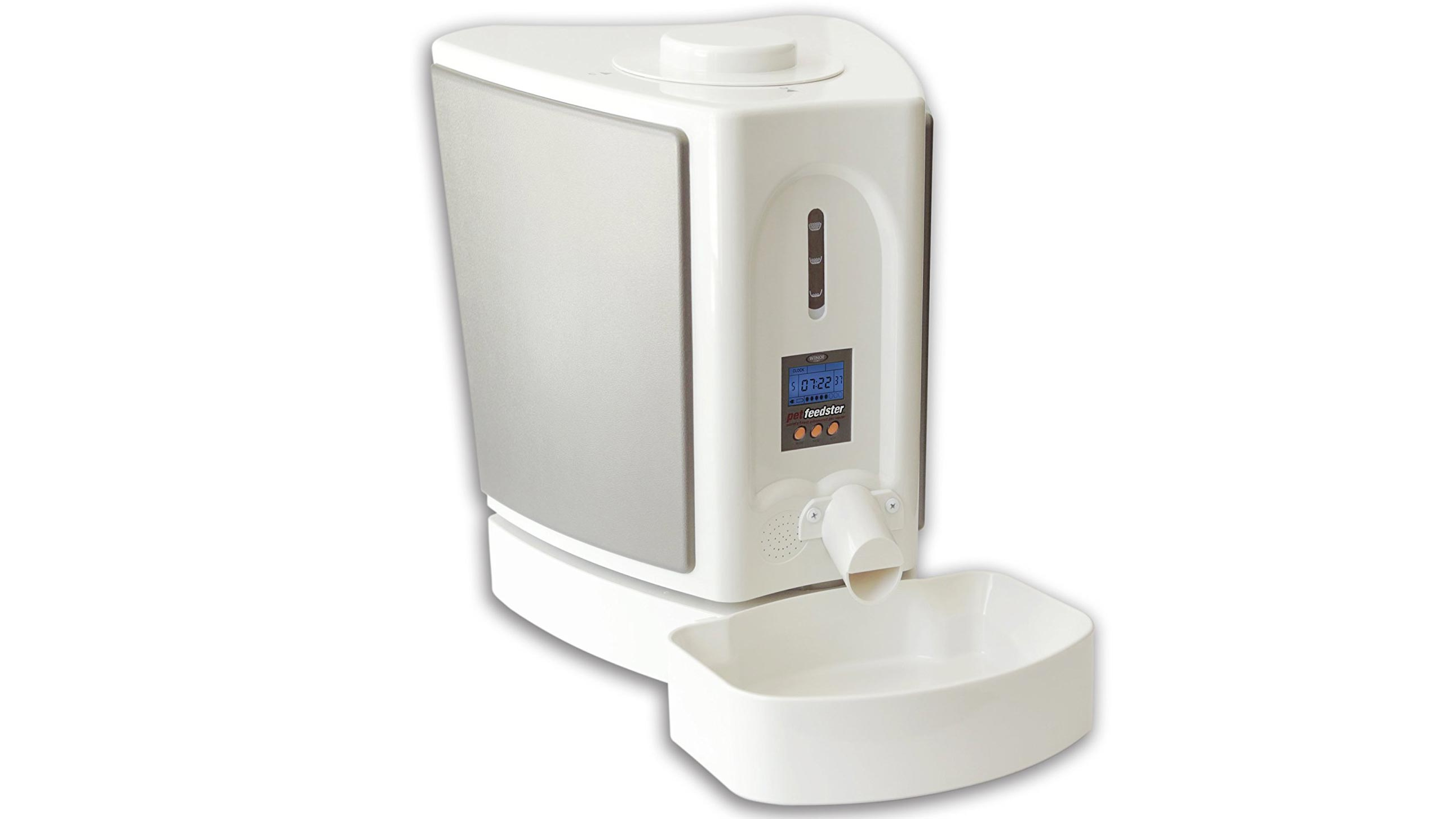 Pet Feedster USA PF-10 Automated Pet Feeder For Cats