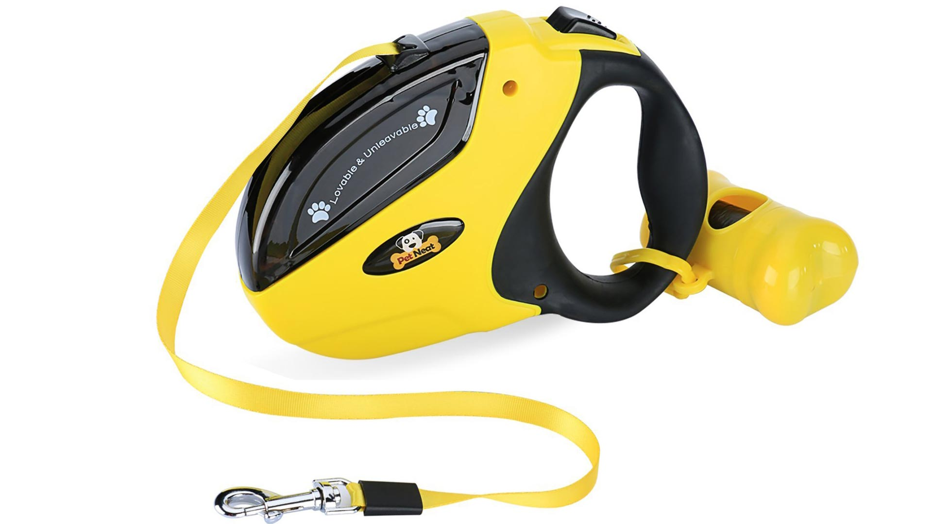 Pet Neat Retractable Tape Leash