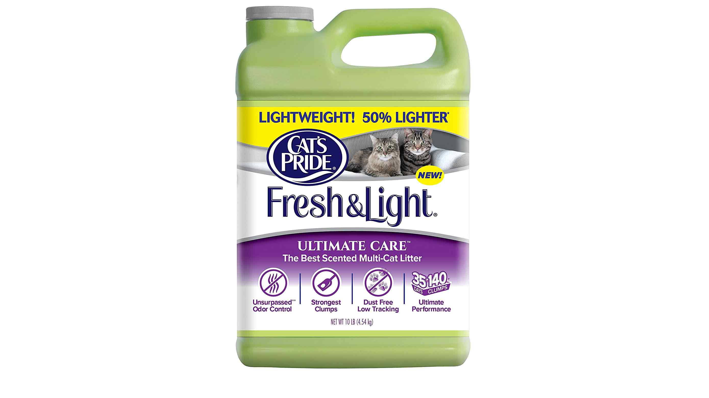 Cat's Pride Cat's Pride Fresh and Light Ultimate Care Lightweight Scented Multi-Cat Litter