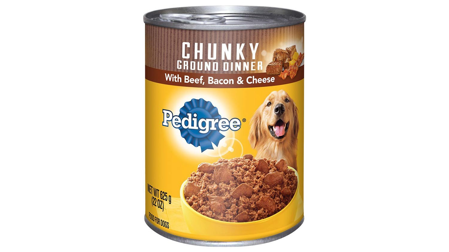 PEDIGREE Meaty Ground Dinner Adult Wet Dog Food