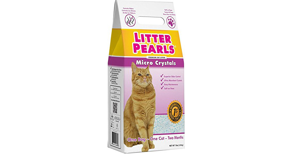 Removal Of Cat Litter Smell