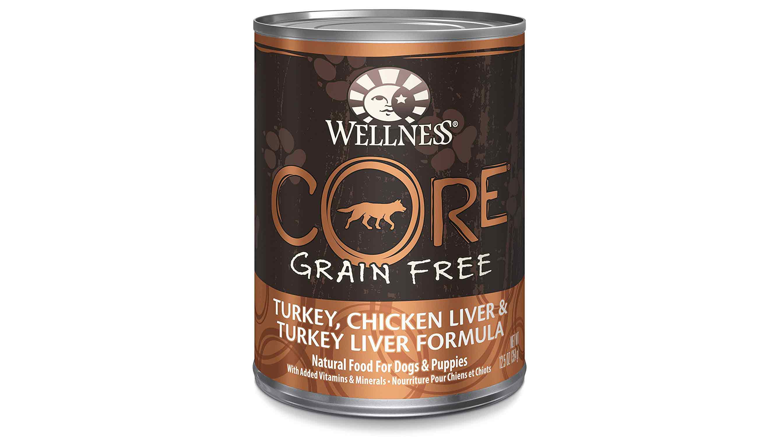 Wellness Core Canned Dog Food Ingredients